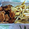 Recette Paella facile au poulet au cookeo