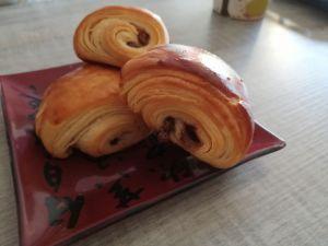 Recette Croissants et pains au chocolat