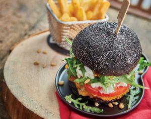 Recette Black burger maison