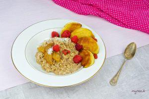 Recette Porridges aux graines de sarrasin (vegan)