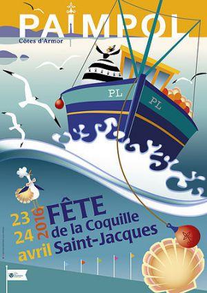 Recette Fête de la coquille St Jacques en Bretagne et Noix de St Jacques , sauce à l'orange et au chouchen