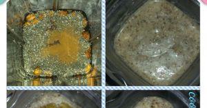 Recette Crème dessert au graines de chia