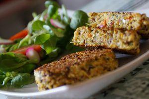 Recette Croquette de quinoa