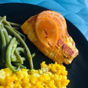 Recette Saumon mariné aux clémentine