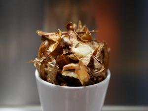 Recette [Anti-Gaspi!] Chipsas de  patata [ou chips de pommes de terre]