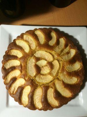 Recette Gateau mascarpone pomme