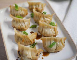 Recette Gyoza ravioli japonais au porc