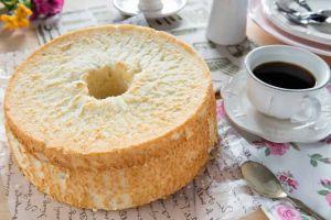 Recette Gâteau des anges léger