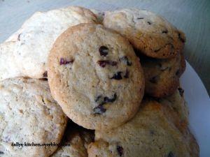 Recette Cookies moelleux de julie andrieu