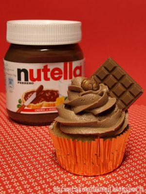 Recette Cupcakes au Nutella®
