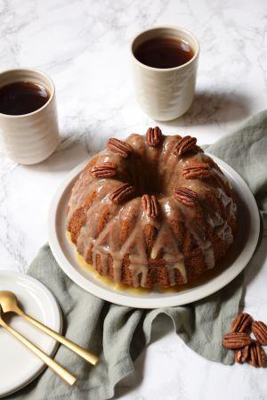 Recette Bundt cake sirop d'érable & noix de pécan