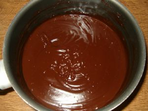Recette Sauce chocolat