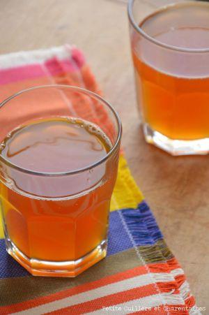 Recette Tepache mexicain {Boisson fermentée à l'Ananas}