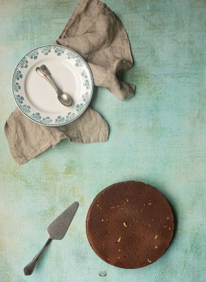 Recette Tarte au chocolat de Jeffrey Cagnes
