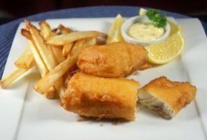 Recette Fish & Chips bière et vodka