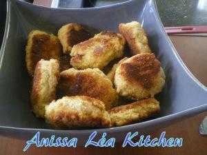 Recette Nuggets de poulet crousti-moelleux !