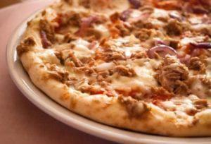 Recette Pizza au thon facile