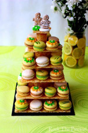 Recette Idées de recette : macarons (pour la journée internationale du macaron !)