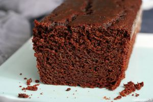 Recette Cake chocolat courgette