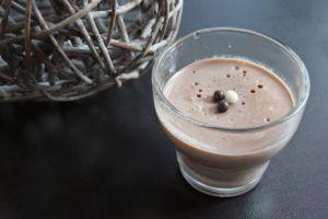 Recette Crèmes au nutella façon danette au nutella au thermomix ou sans