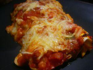 Recette Enchiladas au poulet
