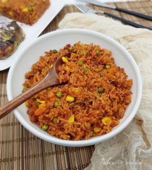 Recette Jollof rice (riz jollof)