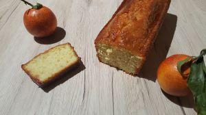 Recette Cake à l'orange sanguine