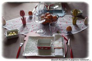 Recette Ma table : les poulettes