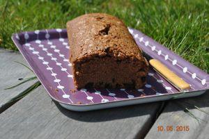 Recette Cake chocolat et pepites de chocolat