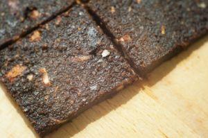 Recette Brownie cru (vegan)