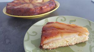 Recette Gâteau tatin aux poires
