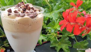 Recette Café glacé au lait d'amande (recette keto, low carb)