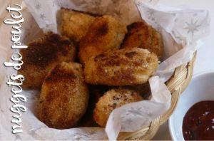 Recette Nuggets de poulet - Turbigo-Gourmandises.fr