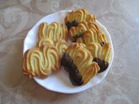 Recette Biscuits type spritz