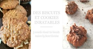 Recette Mes 5 secrets pour réussir biscuits et cookies maison