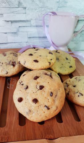 Recette Cookies au Sucre de Coco et Chocolat