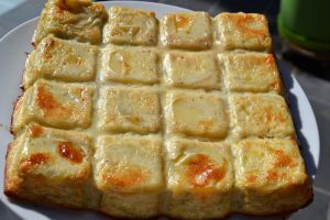 Recette Quiche de pomme de terre et poireaux WW (ex- Weight Watchers®)