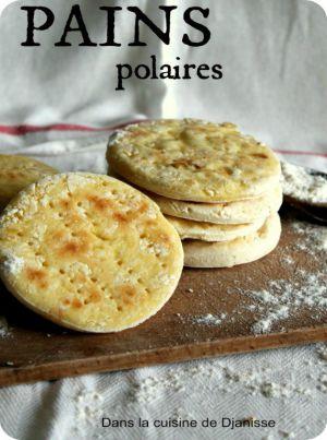 Recette Pains polaires, sans gluten – #vegan