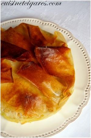 Recette Pastilla au Poulet