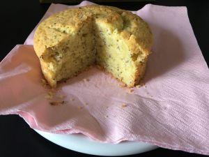 Recette Muffins citron et graines de chia