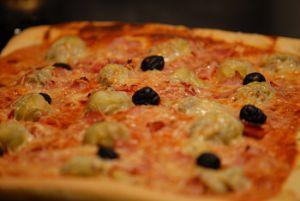 Recette Pizza au yaourt maison