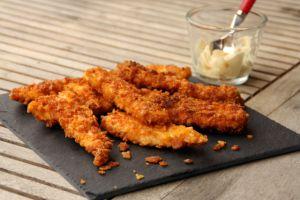 Recette Nuggets de poulet aux Corn Flakes®