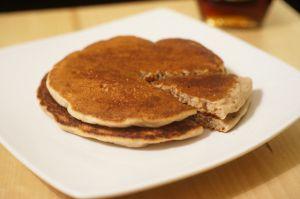Recette Pancakes (vegan)