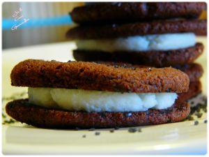 Recette Biscuits façon Oréo