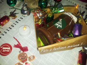 Recette Pâte à tartiner maison cadeaux gourmands