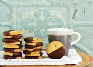 Recette Biscuits Citron confit, Gingembre, Chocolat