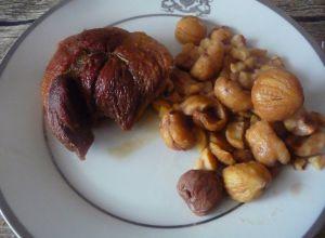 Recette Rouelle de porc confite au miel et aux épices
