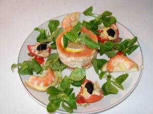 Recette Assiette de fruits de mer