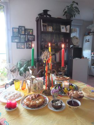 Recette Célébration des récoltes