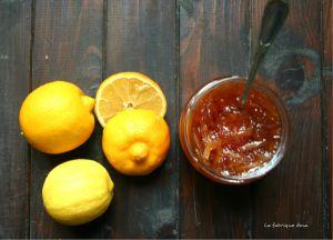 Recette Confiture de citrons acidulée pour réveiller les papilles